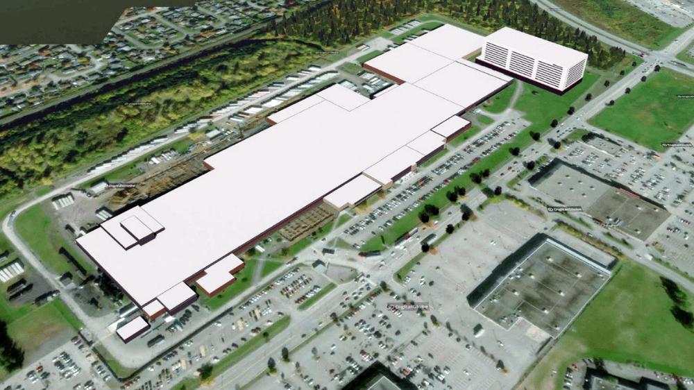 Канадский завод Bridgestone построит высокотехнологичный склад на 500 тысяч шин