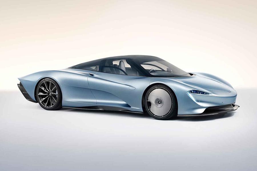 McLaren рассекретил свою самую мощную модель