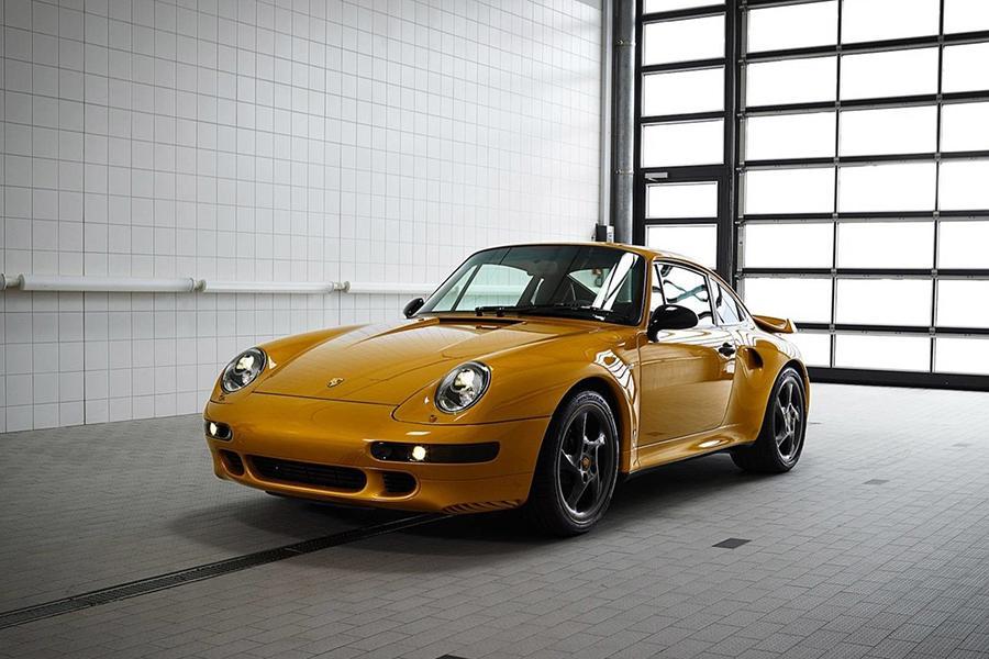 Уникальный Porsche продали за 10 минут