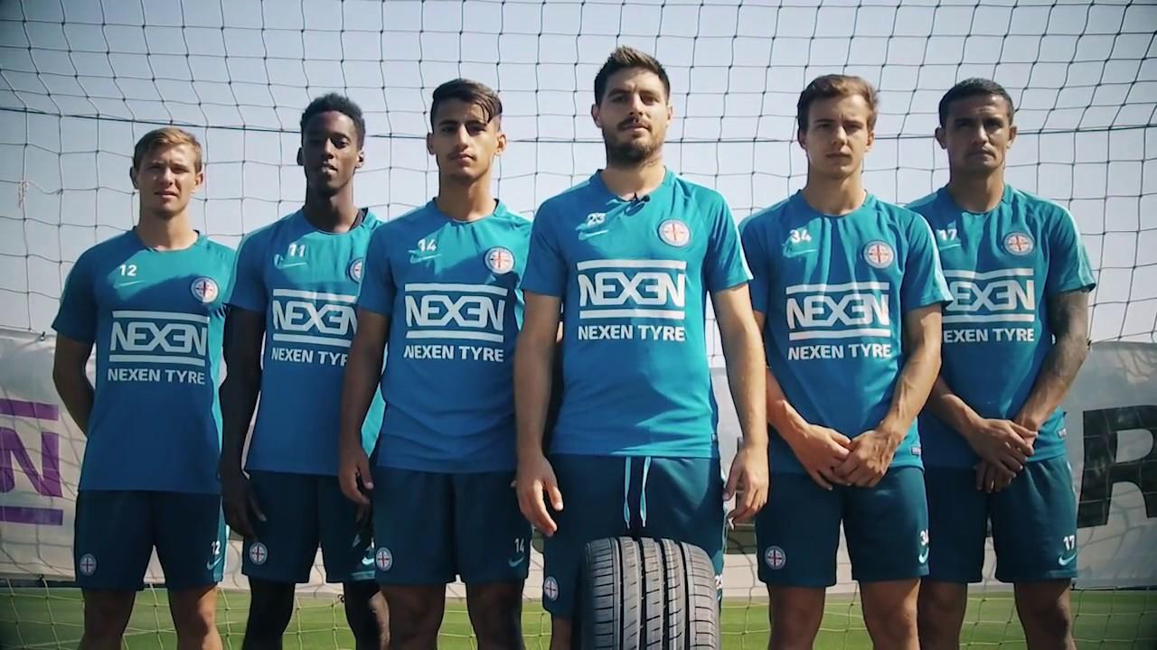 Nexen Tire продолжает сотрудничество с Melbourne City FC