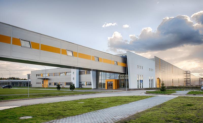 Пять лет заводу Continental в Калуге