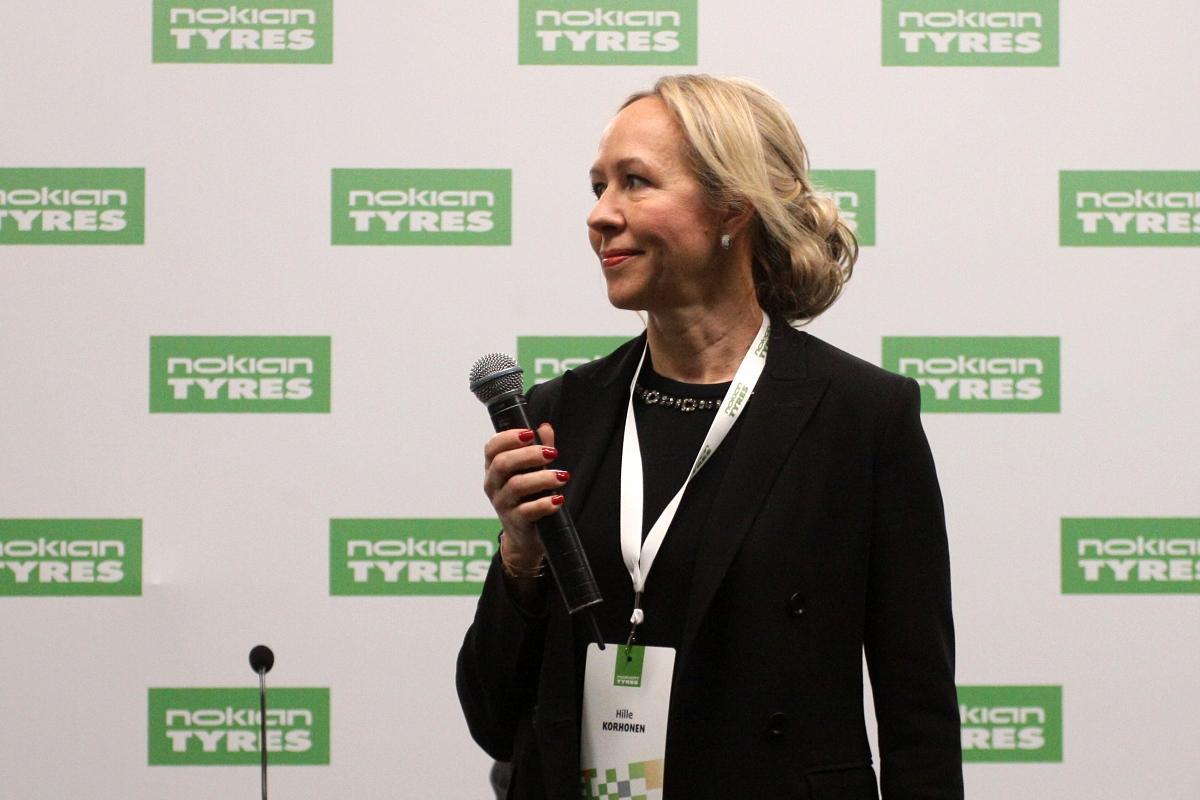 По итогам 9 месяцев Nokian Tyres увеличила объемы продаж и операционной прибыли