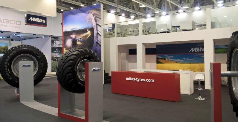 Mitas приедет в Болонью с набором новых моделей шин для сельского хозяйства