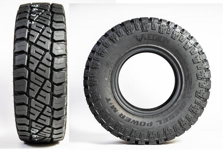 Diesel Brothers и Cooper представили новый шинный бренд Legion Tires