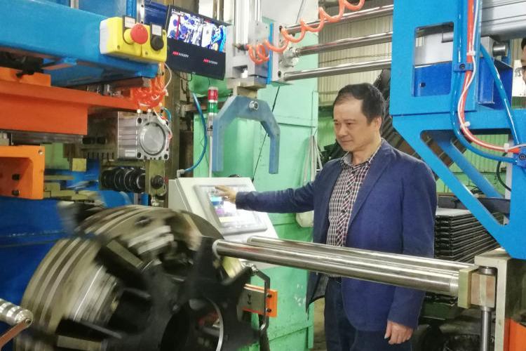 На АШК установят китайское оборудование для переработки шин в крошку