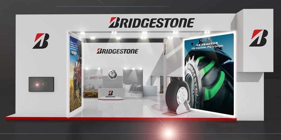 Новые агрошины Bridgestone и Firestone покажут на выставке EIMA International 2018