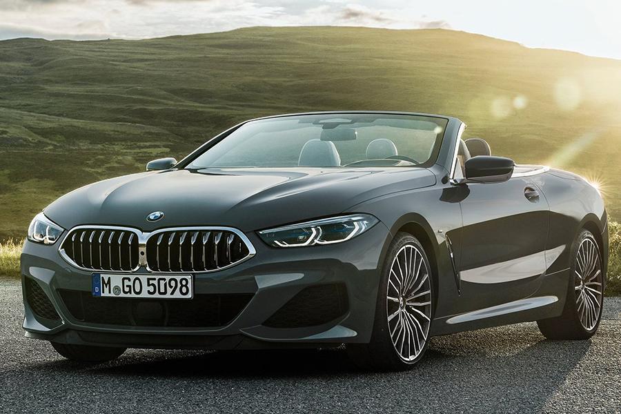 BMW 8-Series: показан кабриолет