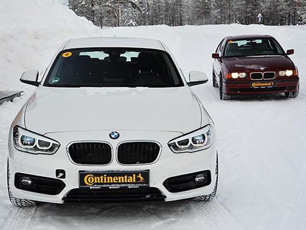 Зимние новинки Continental подтвердили свои высокие характеристики на тестах в Лапландии