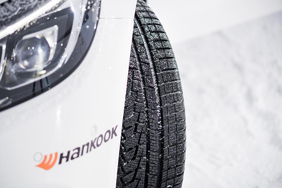 Зимние шины Hankook впечатлили европейских экспертов
