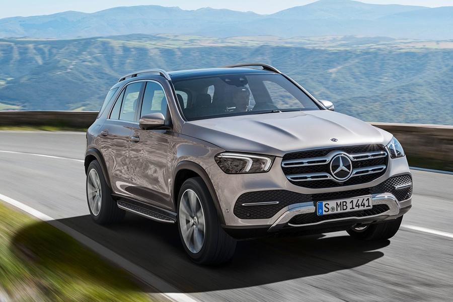 Mercedes GLE: стали известны предварительные цены для России