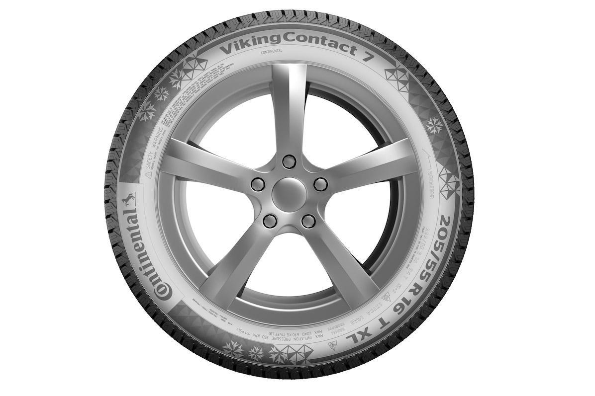 Continental VikingContact 7: универсальное решение для легковых авто и внедорожников
