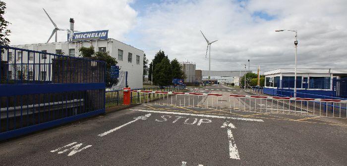 Мишлен закроет свой завод в Данди в 2020 году