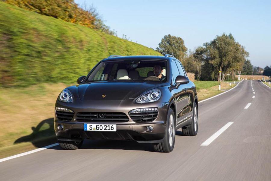 Porsche обязали выкупить у владельца дизельный Cayenne