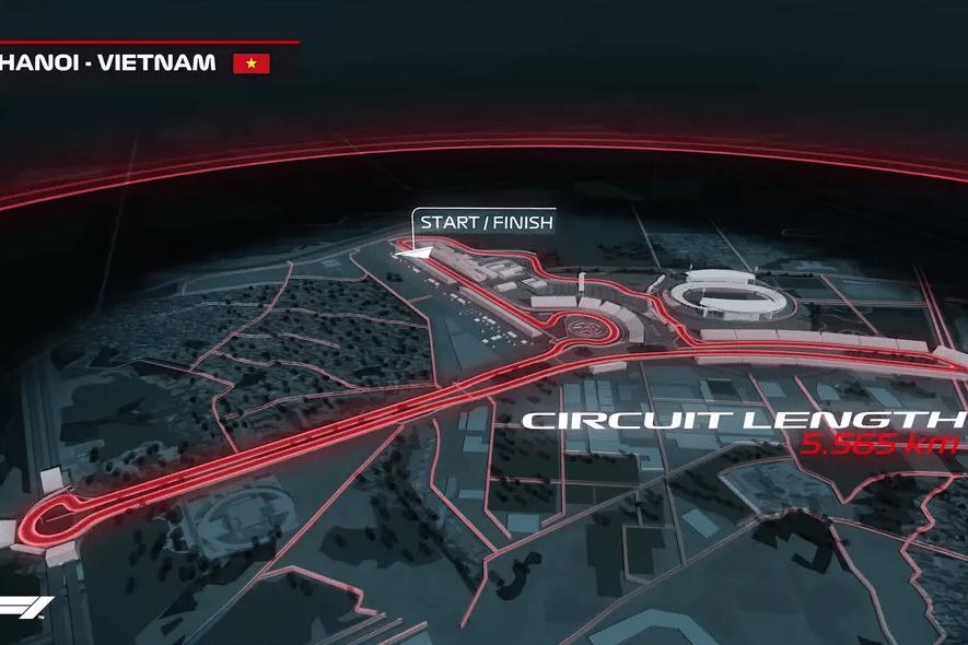 Формула 1 приходит во Вьетнам
