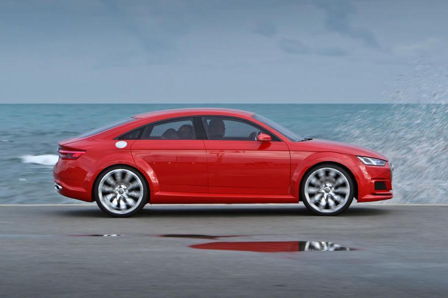 Audi TT станет другой