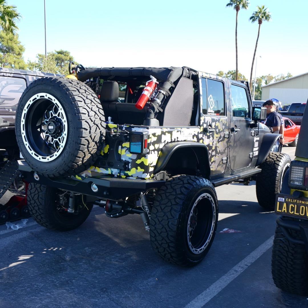 Sentury представила в Лас-Вегасе новые шины Delinte DX-12 Bandit R/T для офф-роуда