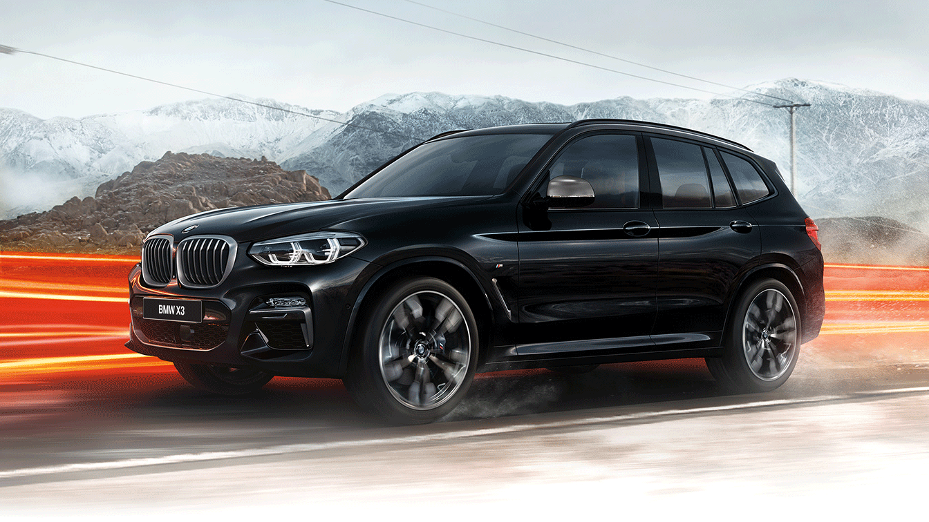Yokohama Rubber начала поставки OE-шин для BMW X3 M Performance