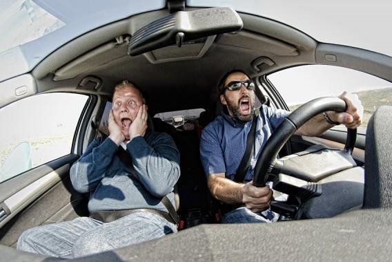 ГИБДД вспомнила, что надо ввести штраф на опасное вождение