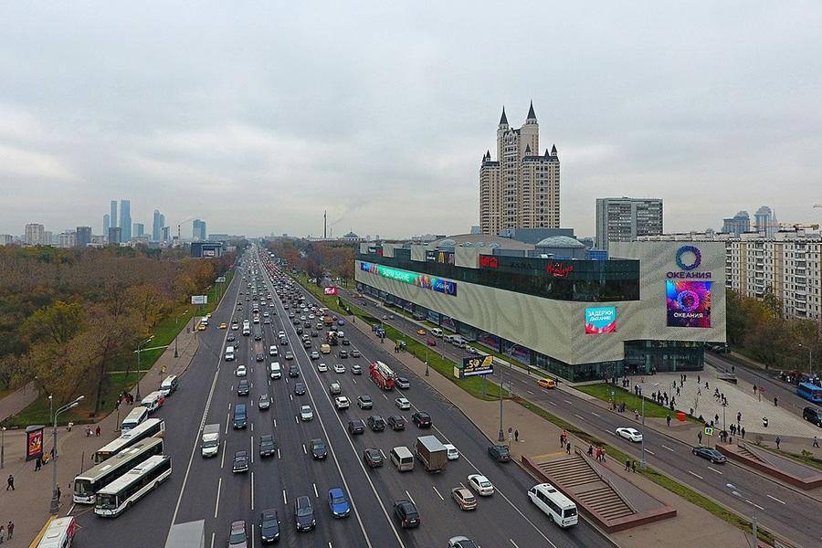 Южный дублер Кутузовского проспекта построят к 2020 году