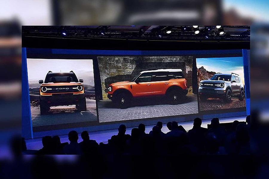 Изображения Ford Bronco неожиданно утекли в интернет