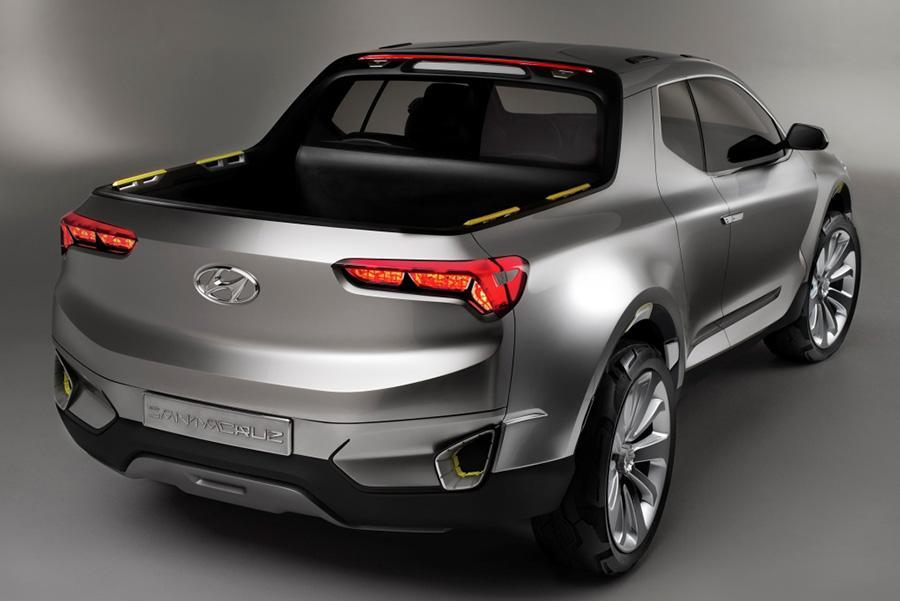 У Hyundai все-таки будет пикап