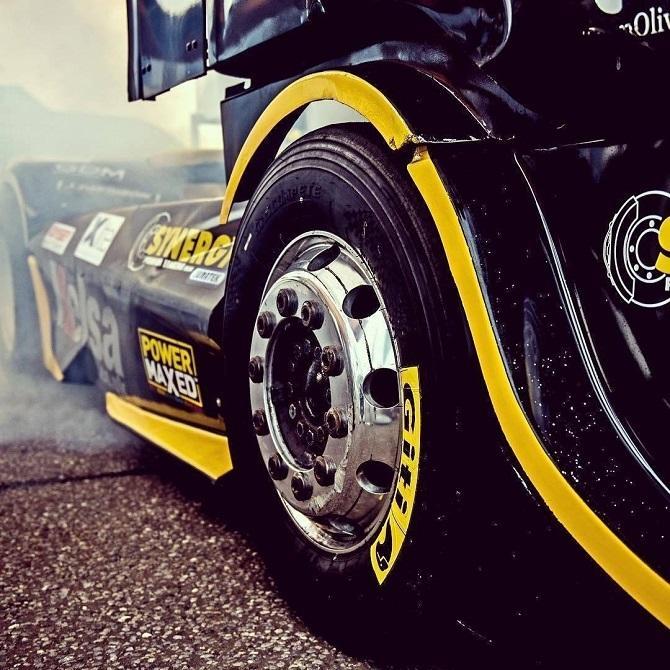 Oliver Racing на шинах Giti завоевала 16 подиумных мест в гонках грузовиков BTRA