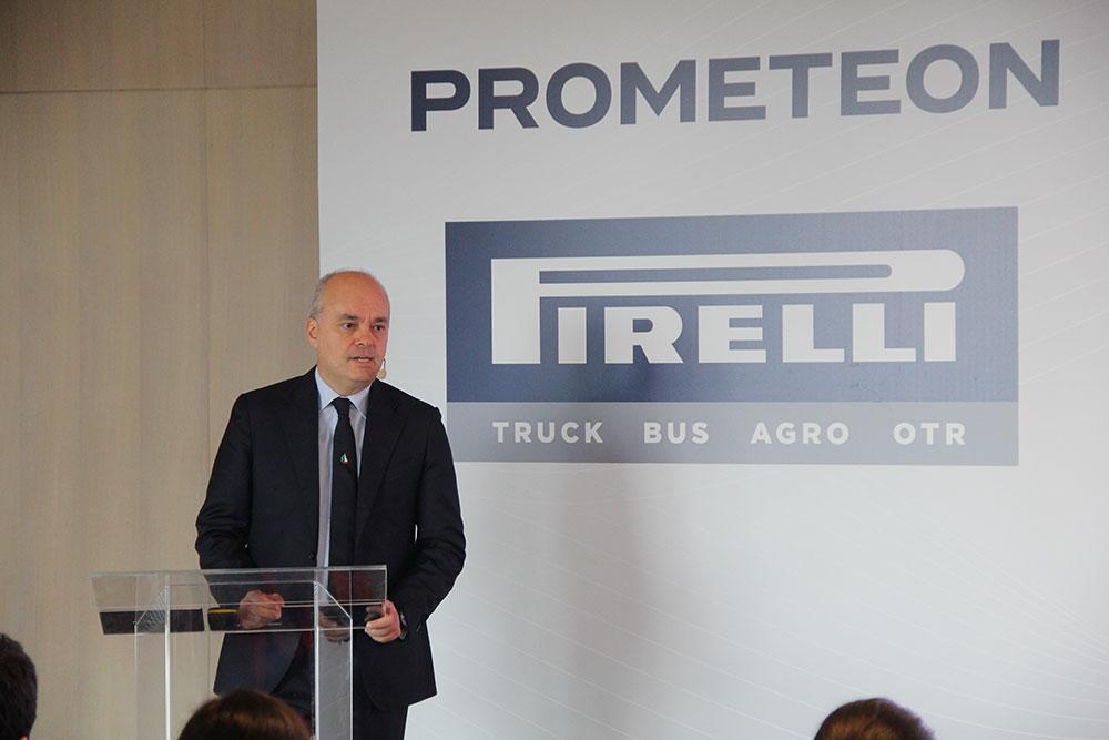 Prometeon Tyre Group инвестирует $115 млн в расширение мощностей завода в Измите