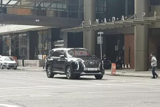 Hyundai Palisade: первые фото