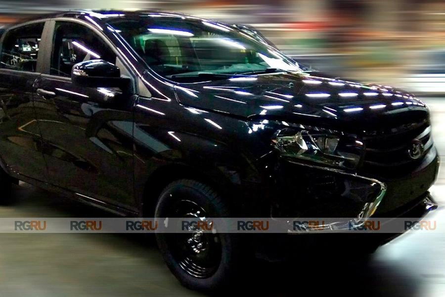 Lada XRAY выйдет в бюджетной комплектации
