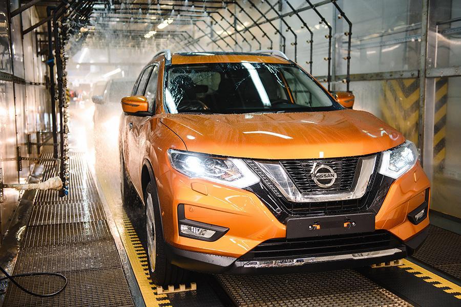 Раскрыт прайс-лист на обновленный Nissan X-Trail