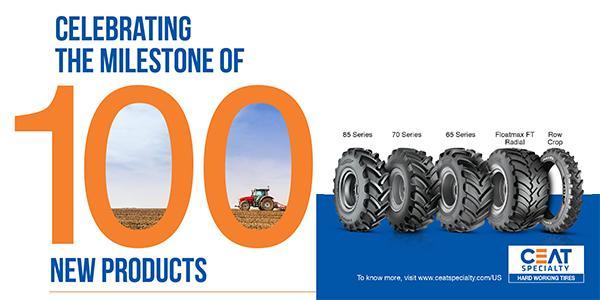 CEAT достигла рубежа в 100 типоразмеров на новом заводе в Индии