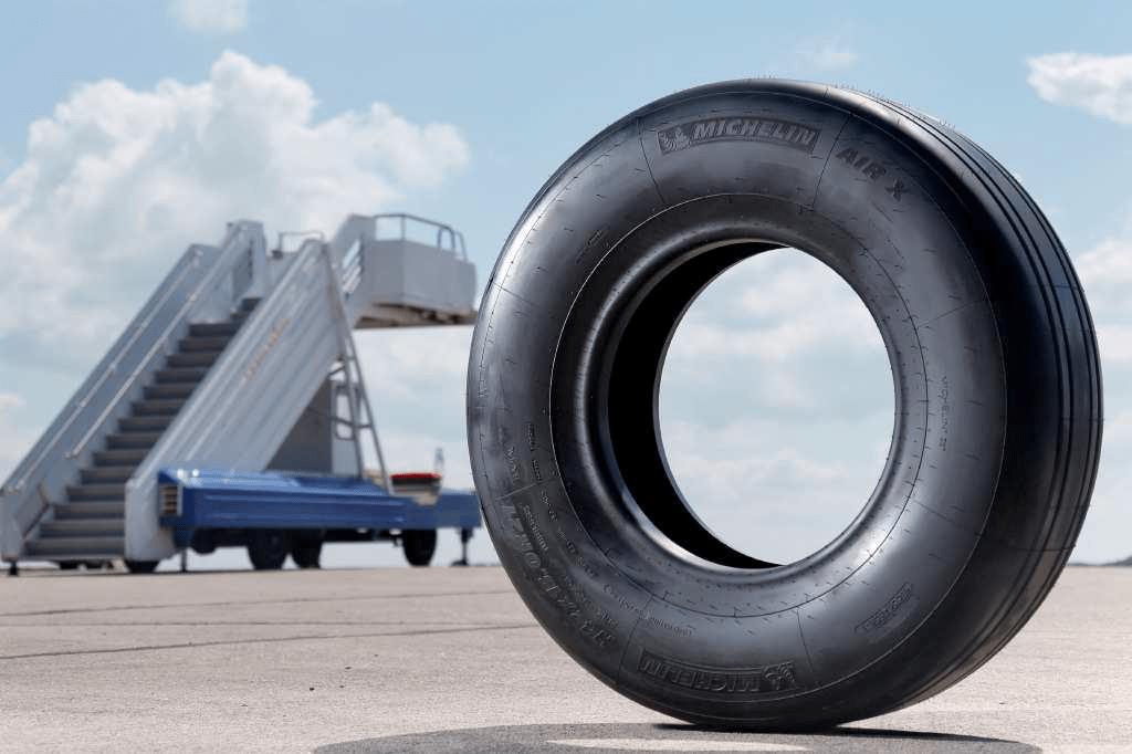 IndiGo выбирает авиашины Michelin AIR X