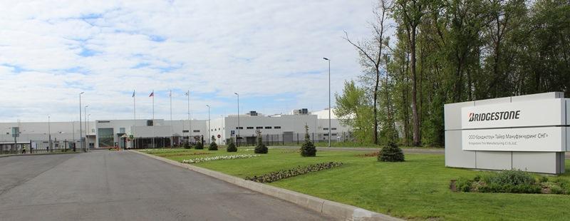 Таможенники «нагрянули» в российские офисы Bridgestone