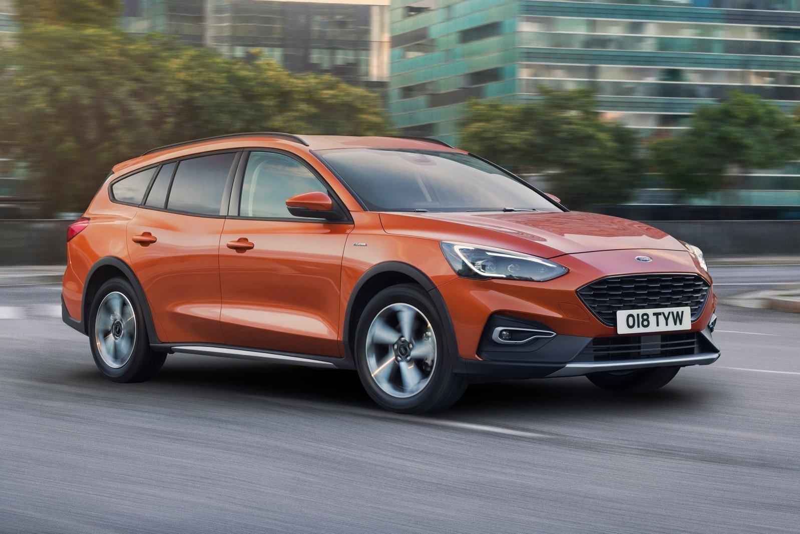 Универсал Ford Focus стал «внедорожником»