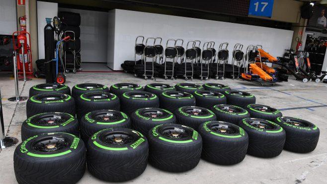 Пирелли останется монопольным поставщиком шин в Формулу-1 еще на четыре года