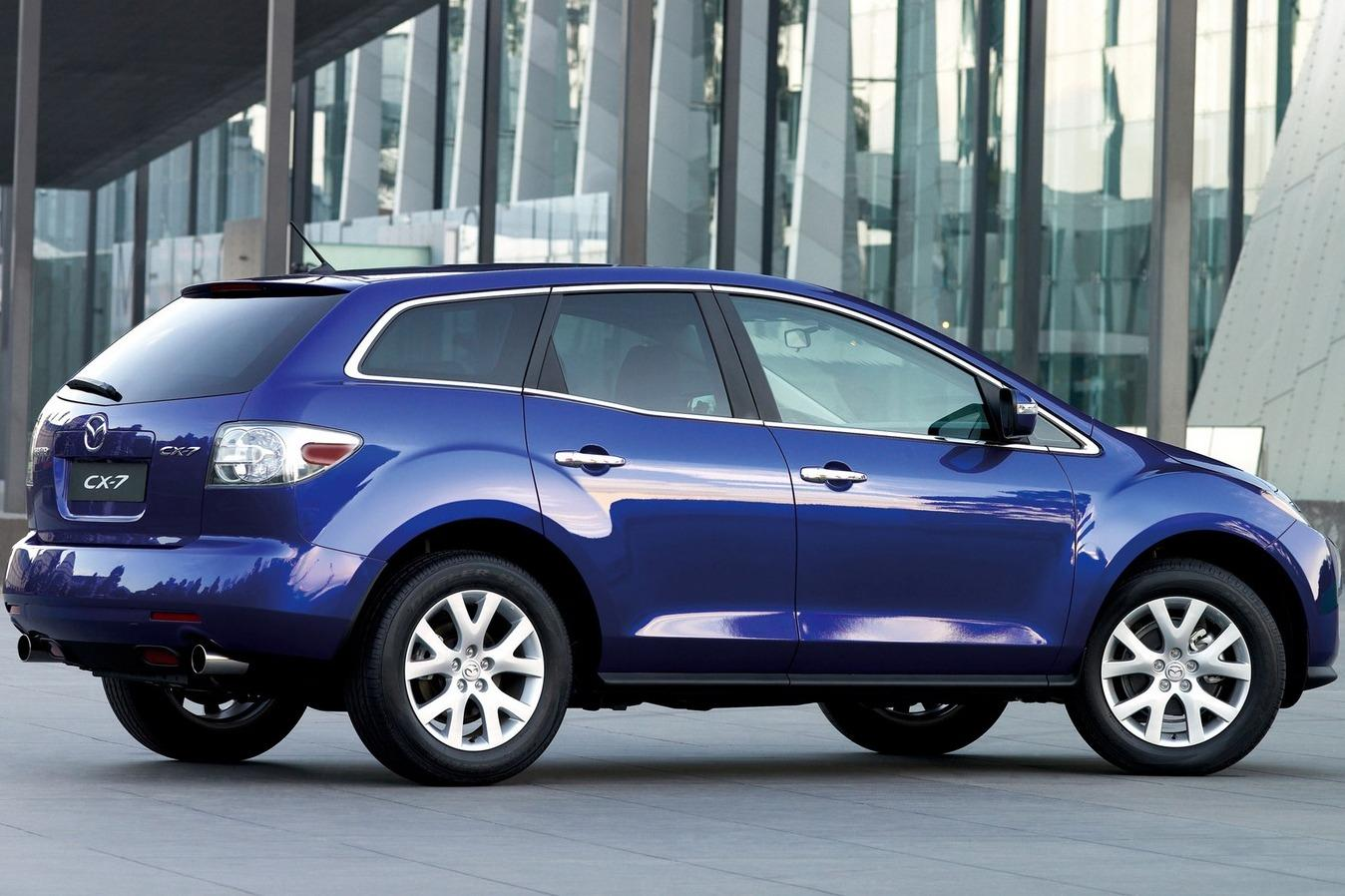 Под отзыв попали 62 тысячи автомобилей Mazda