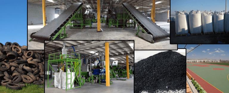 В «Технопарке-Липецк» построят завод по переработке отработанных шин