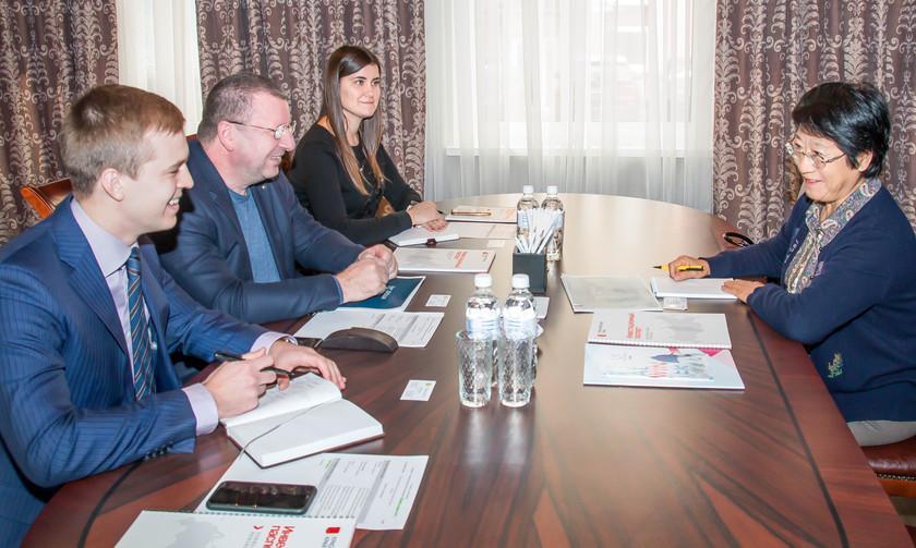 Предприятия Красноярского края открыты для сотрудничества с Triangle Group