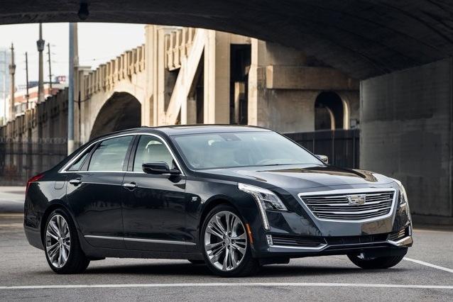Cadillac CT6 снимают с производства