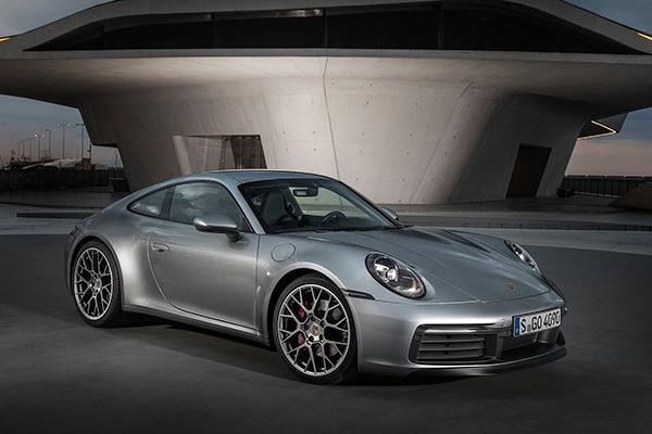 Автосалон в Лос-Анджелесе 2018: Porsche 911