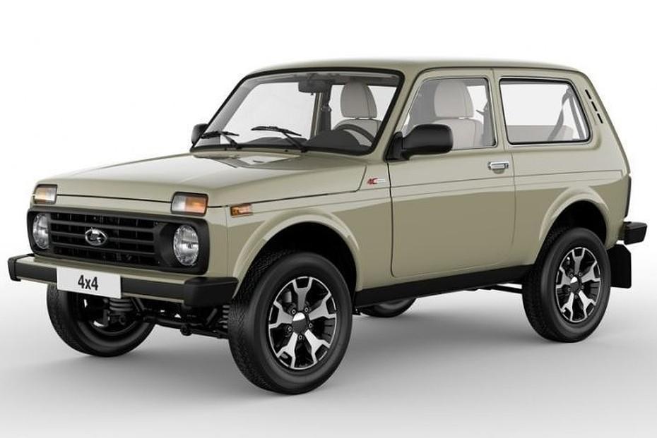 Lada 4x4 попали под отзывную кампанию