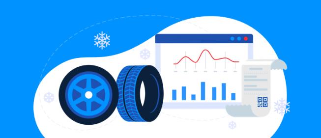 Nokian Tyres лидирует по продажам зимних шин в России