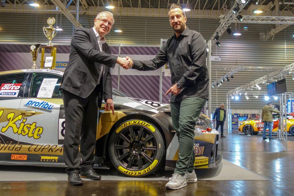 Dunlop будет эксклюзивным поставщиком шин для автомобилей класса TCR серии VLN