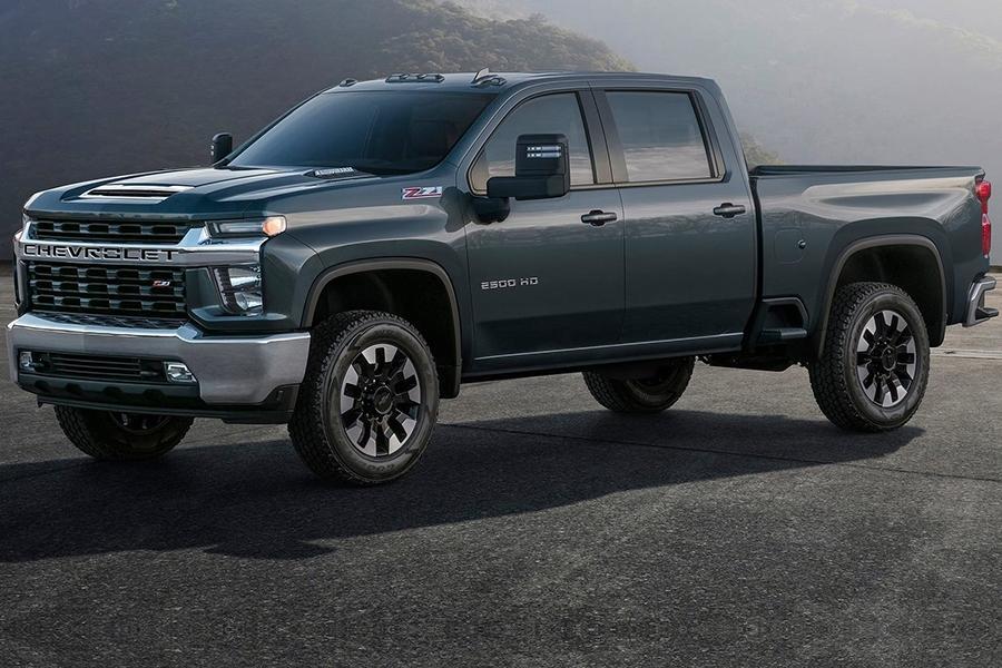 Chevrolet раскрыл первые данные нового Silverado HD