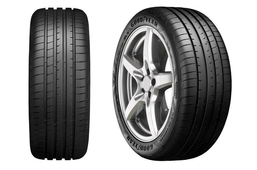Продажи новой UHP-шины Goodyear Eagle F1 Asymmetric 5 стартуют в феврале