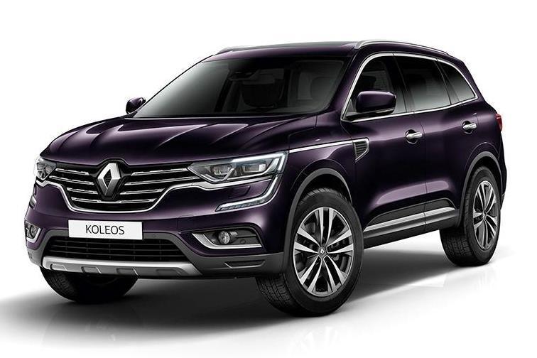У Renault Koleos появилась новая стартовая комплектация