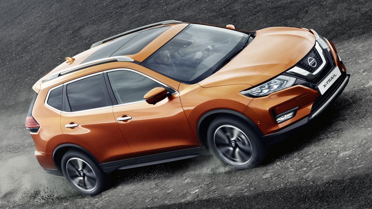 По дорогам России новые Nissan X-Trail поедут на шинах Yokohama и Pirelli