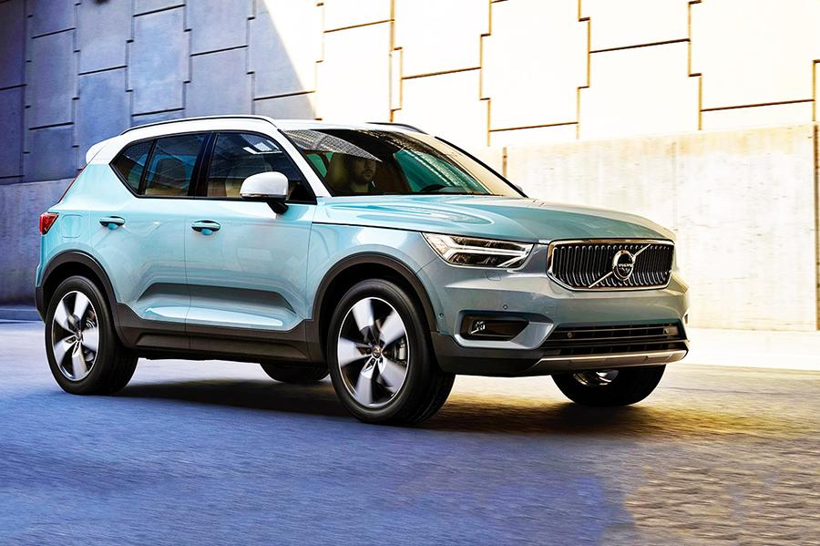 Второй год подряд титул «Автомобиль года» в Японии достается Volvo