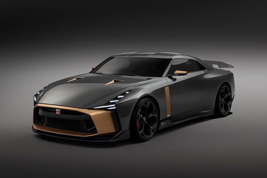 Юбилейный Nissan GT-R можно купить за миллион евро
