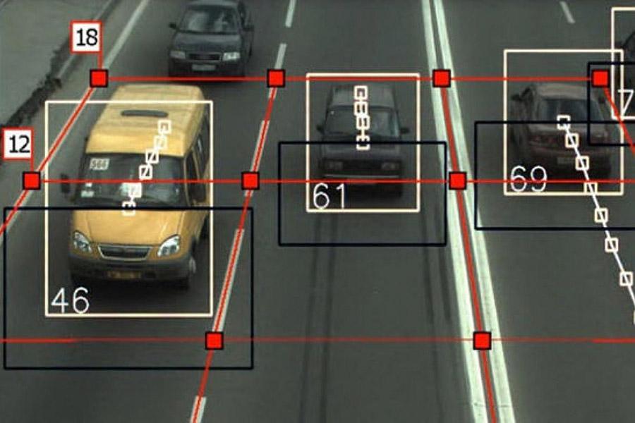 Камеры фиксации нарушений научат определять марку автомобиля